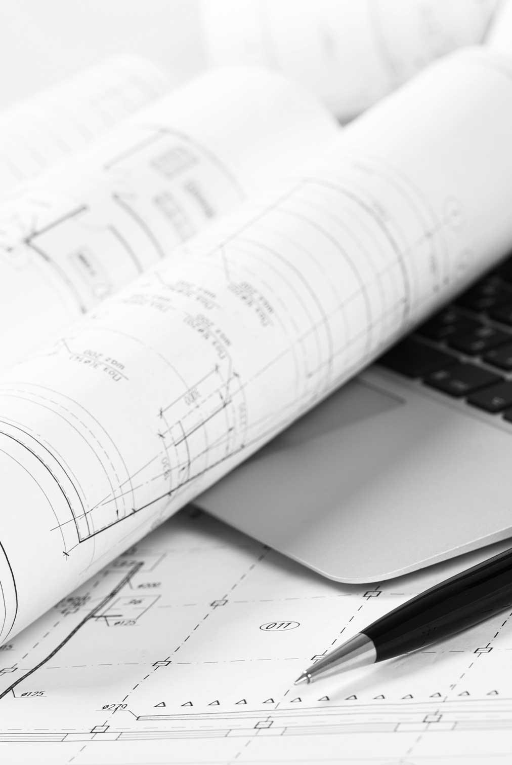 architekturzeichnung-lancker-Immobilien